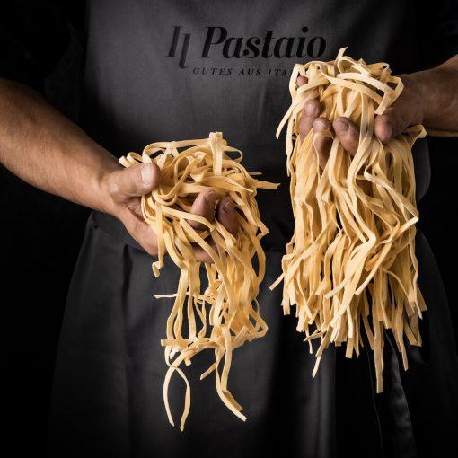 Il Pastaio - das geheimnis einer guten Pasta